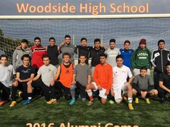 Woodside High School - Boys Soccer