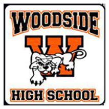 Woodside High School - Home